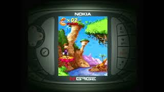 Rayman 3 (2003)   Nokia N Gage Gameplay