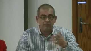 preview picture of video 'Presentació del llibre de Maria Barceló Crespí: Sobre Porreres III'