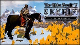 TESV: Skyrim Special Edition - #52 Проклятье орков! БАГ