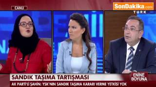 Erdoğan'la İlgili İddia Ece Üner'i Kahkahaya Boğdu