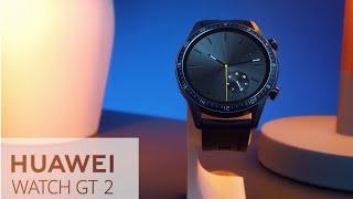 Die beste Smartwatch 2020 ? Huawei Watch GT2 Test Review