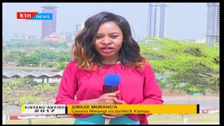 Kinyanganyiro 2017: Ubabe wa Wiper na Mashirima Kapombe - 26/2/2017 [Sehemu ya Kwanza]