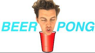 Beer Pong Avec Des Youtubeurs - Pierre Croce