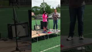 2017 MI Parkinson's Foundation Walk speech 10 views