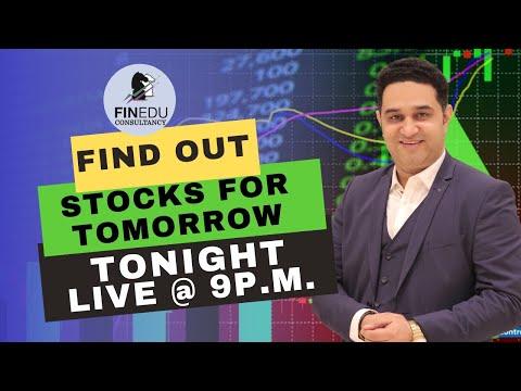 #Nifty #BankNifty Analysis & Which Stocks to Buy tomorrow 25Aug2020 || Vipul Kaushikk