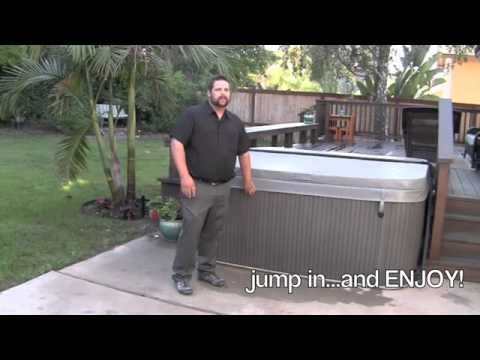 110v vs 220v Hot Tub
