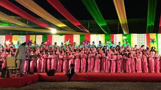 AAYA HAI SANDESA    HINDI CHRISTMAS SONG   - YouTube