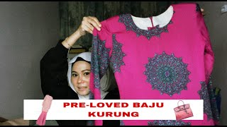 My Pre-loved Baju Kurung | ALL SOLD OUT