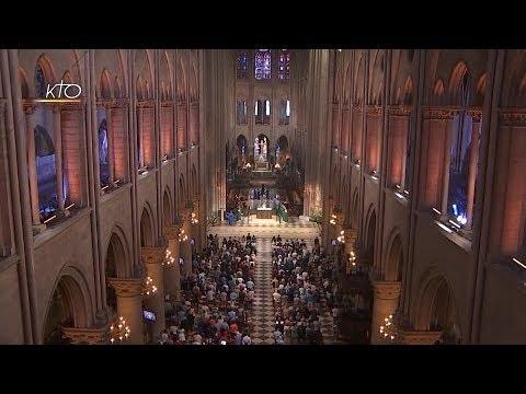 Messe du 20 août 2017