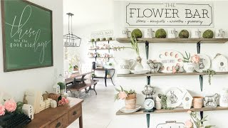 🌷SPRING DECORATE WITH ME 2020   Farmhouse Decorating Ideas for Spring 🌷