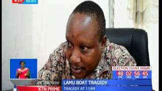10 people die and several others injured after boat capsizes in Lamu