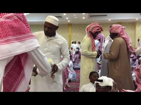سامري فرقة الوادي:- زواج حمد بن صالح ال مسلم 6