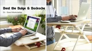 0af6b3456180 workez executive laptop stand - मुफ्त ऑनलाइन वीडियो ...