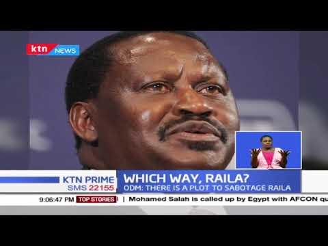 Will Raila stay? Handshake in trouble following claims of sabotage