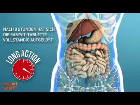 Druckverluste mit zunehmendem Blutzucker