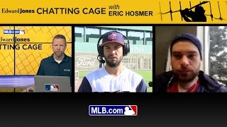 Chatting Cage: Eric Hosmer answers fans' questions