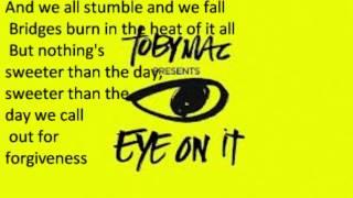 Forgiveness (Feat. Lecrae) - TobyMac - Lyrics