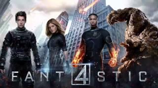 Fantastic Four (2015) OST #9 – Building the Future