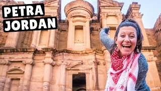 Exploring The Lost City of PETRA   A Rollercoaster of Emotions