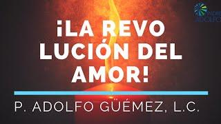 """""""Amen a sus enemigos""""-Padre Adolfo."""