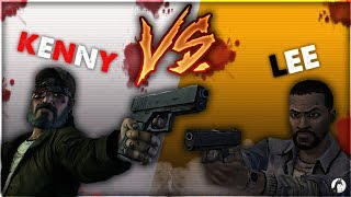 KENNY vs LEE - KTO JEST LEPSZY? [The Walking Dead]