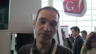 Demo of Open Source Codec VP8 on YouTube at Google I/O 2010
