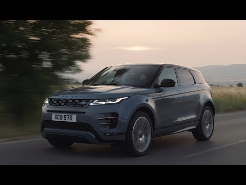 New Range Rover Evoque – The Original Luxury Compact SUV Evolved