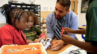 STEAM + Project-Based Learning: Real Solutions From Driving Questions