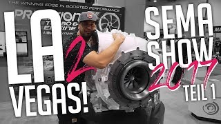 Download Youtube: JP Performance - Los Angeles to Vegas! | SEMA SHOW 2017 | Teil 1