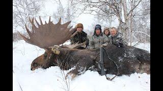 Kamchatka Moose hunt