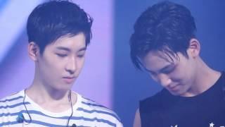 SEVENTEEN's Mingyu & Wonwoo Moments   [Meanie Comeback]
