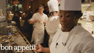 What Its Like To Be A Line Cook At A Top-Rated NYC Restaurant | Bon Appétit