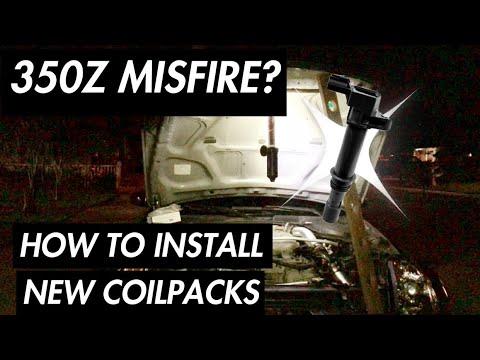 Nissan 3 5L V6 Ignition Coil Misfire - P0303 Cylinder 3