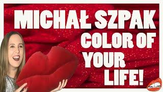 EUROVISION: REACTION TO MICHAŁ SZPAK - 'COLOR OF YOUR LIFE' (POLAND 2016)