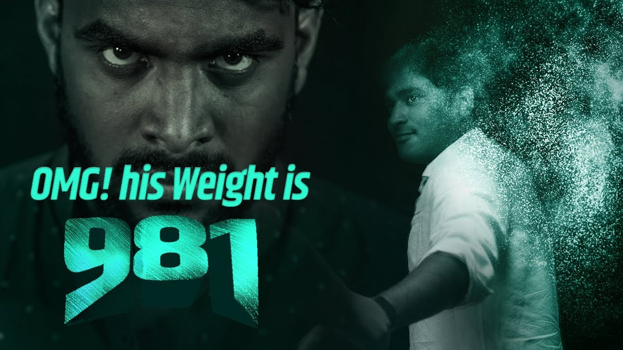OMG! His weight is 981 | LMES