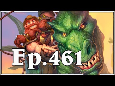 Funny And Lucky Moments - Hearthstone - Ep. 461