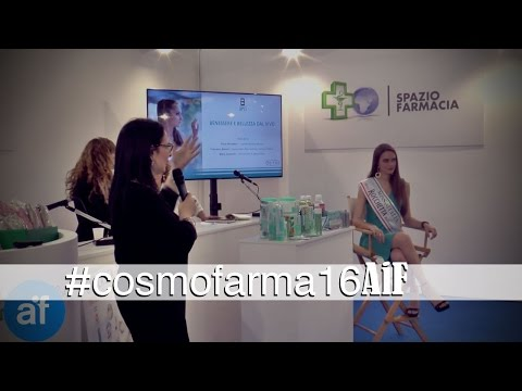 Cosmofarma 2016 - Innovations in the pharmaceutical sector
