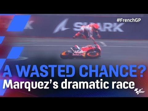 マルク・マルケスが2度の転倒 MotoGP 2021 第5戦フランス 決勝