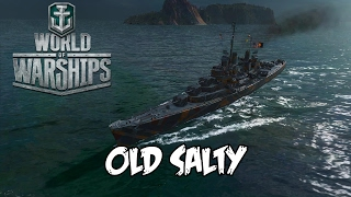 World of Warships - Old Salty
