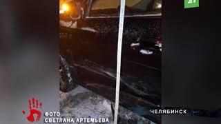 Водитель на Toyota Land Cruiser сбил человека