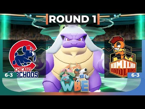 PLAYOFFS ROUND 1! - Let's Go WBE Playoffs Round 1 - Chicago Cubchoos vs Humilau Hoodlums