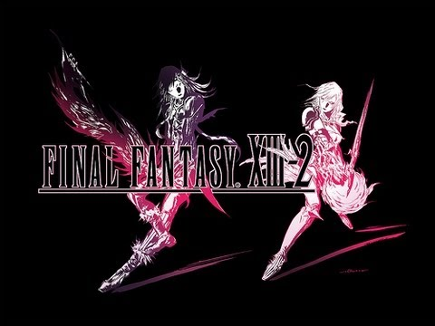 The Quest For A New Final Fantasy XIII-2 Trailer