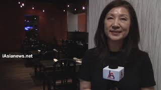 Manager from Empress of China Restaurant speaking to iAsiaNews about the effect of Cornona virus.