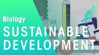 Sustainable development | Ecology & Environment | Biology | FuseSchool