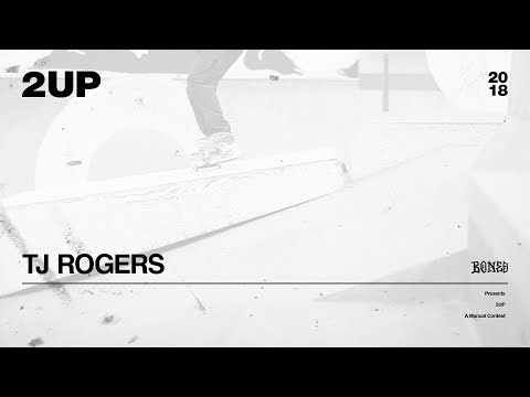TJ Rogers - 2UP   2018