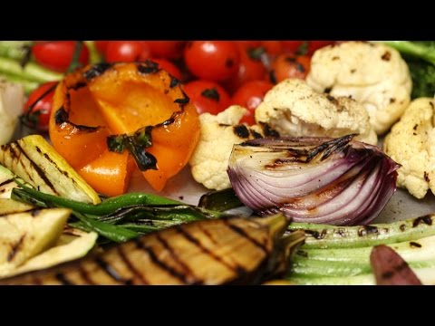The Best Technique for Grilling Vegetables – Kitchen Conundrums with Thomas Joseph