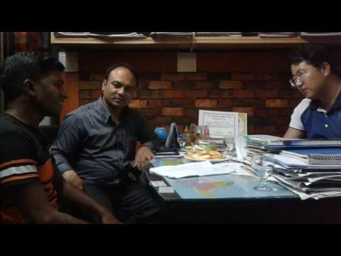 Skill Test Interview  QCC KOREAN LANGUAGE..PH..01984316377