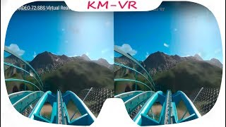 3D-VR VIDEO 72 SBS Virtual Reality Video