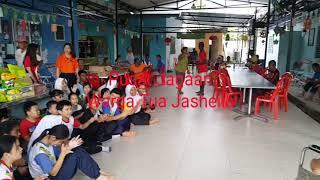 依約华小六年级师生拜访养老院 2018 Lawatan Ke Rumah Jagaan Warga Tua