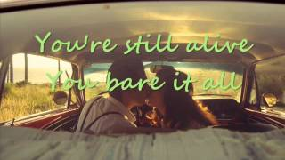 In your car   1997  LYRICS  Track 4 A Better View Of The Rising Sun